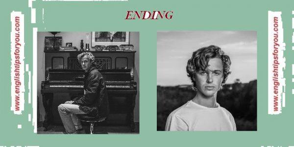 ending - isak danielson