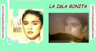 la isla bonita- Madonna