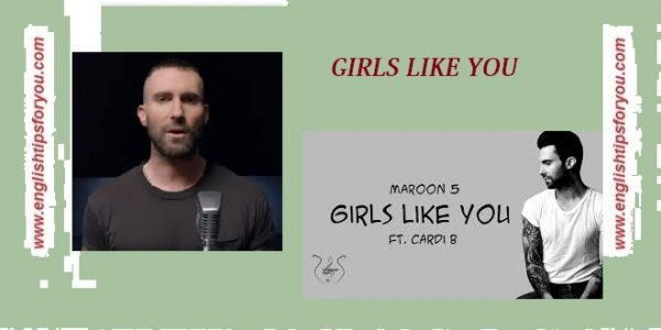 girls like you-maroon