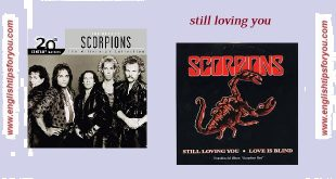 scorpions-still loving you