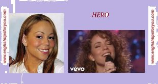 HERO-mariah carey