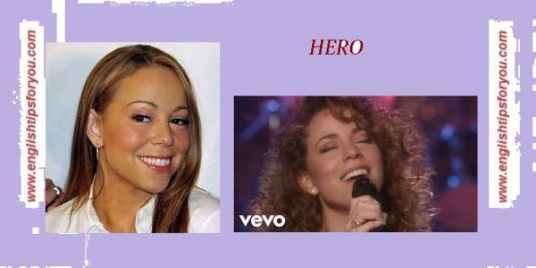 HERO-mariah carey