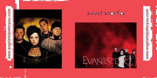 Sweet Sacrifice - EVANESCENCE