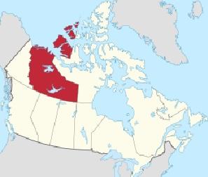 قلمرو شمال غربی کانادا