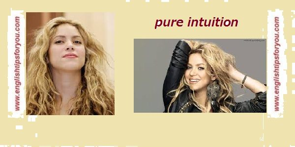 Shakira – Pure Intuition