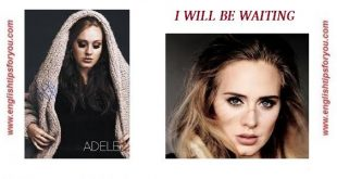 adele-i ll be waiting