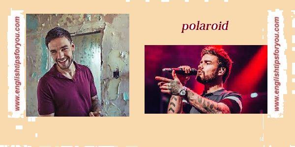 Jonas Blue ft. Liam Payne & Lennon Stella - Polaroid.englishtipsforyou.com