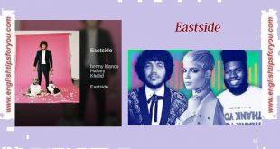 benny blanco ft. Halsey & Khalid - Eastside -englishtipsforyou.com