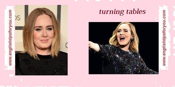 Adele - Turning Tables.englishtipsforyou.com