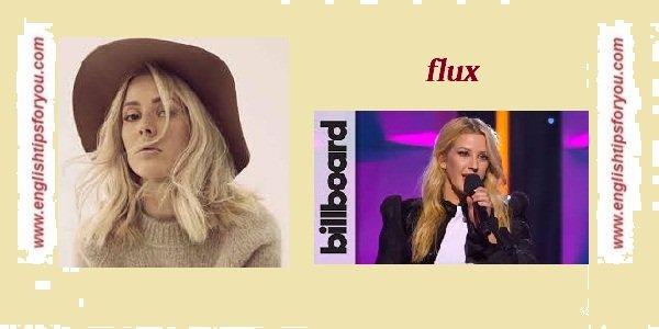 Ellie-Goulding-Flux-128,englishtipsforyou.com