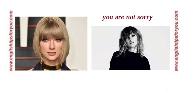 you are not sorry.englishtipsforyou.com