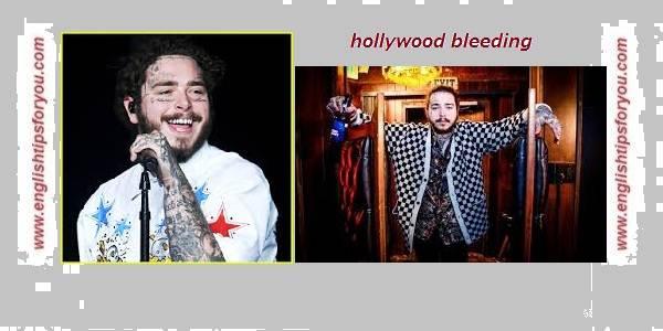 01 Hollywood's Bleeding.englishtipsforyou.com