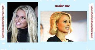 Britney Spears - Make Me .englishtipsforyou.com