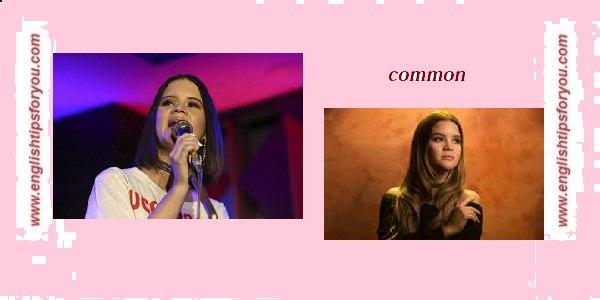 Common.englishtipsforyou.com