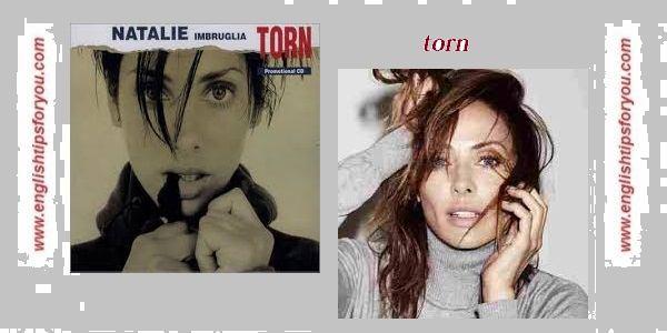 Natalie Imbruglia - Torn.englishtipsforyou.com
