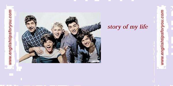 One_Direction.Story of My Life.englishtipsforyou.com