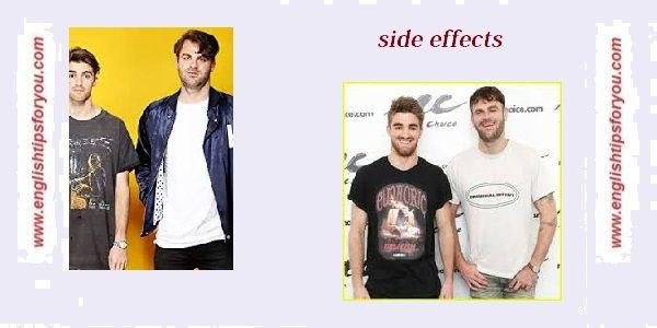 The Chainsmokers - Side Effects..englishtipsforyou.com