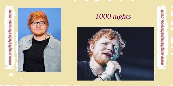 13. 1000 Nights (Ft Meek Mills and A Boggie Wit Da Hoodie) - englishtipsforyou.com