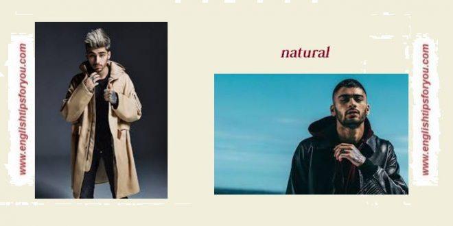 ZAYN Natural Audio-englishtipsforyou.com