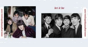 beatles. let it be-englishtipsforyou.com