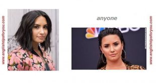 Demi-Lovato-Anyone-englishtipsforyou.com