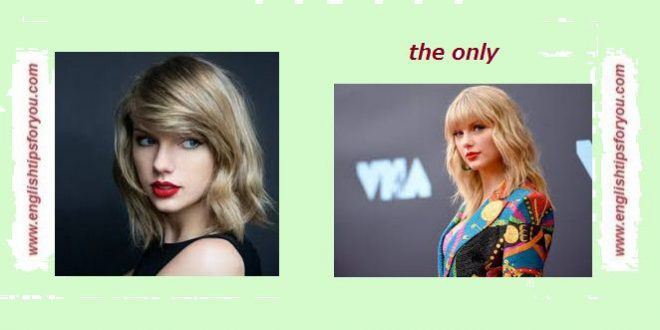 Taylor Swift - Only The Young.englishtipsforyou.com