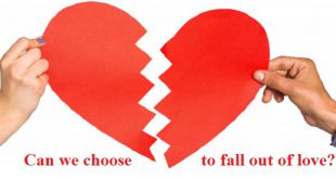 Can we choose to fall out of love - تد تاک - ted talk
