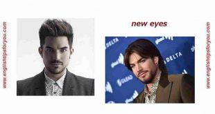 Adam-Lambert-New-Eyes.englishtipsforyou.com